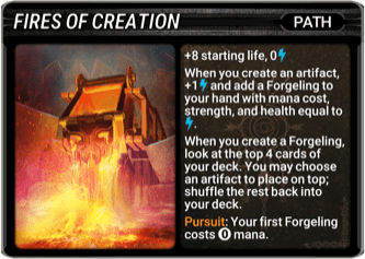 Fires of Creation Card Image