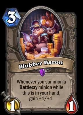 Blubber Baron Card Image