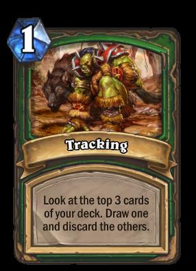 Tracking Card Image