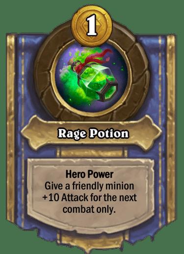 Rage Potion Card Image