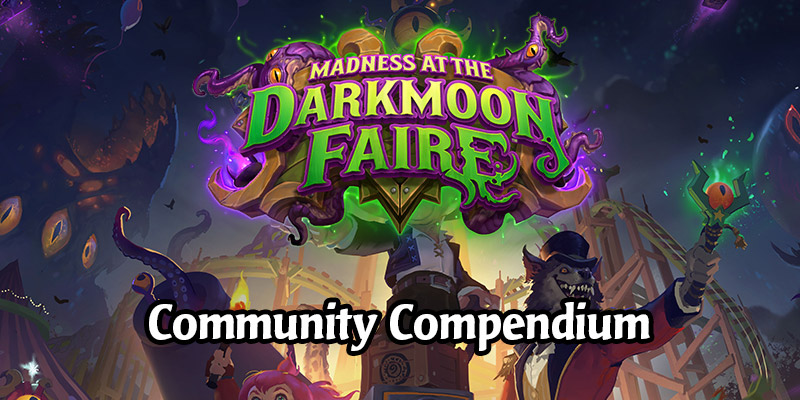 The Madness at the Darkmoon Faire Community Compendium