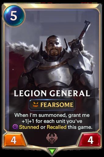 Legion General Card Image