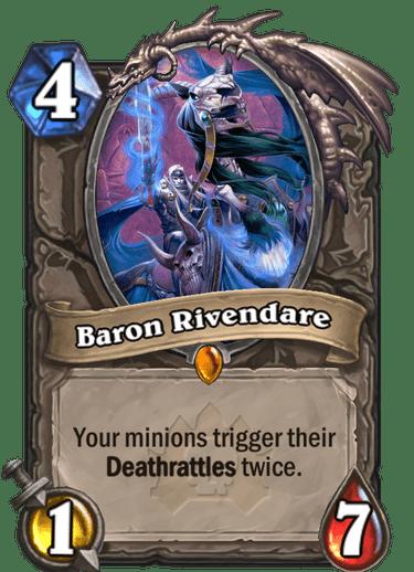 Baron Rivendare Card Image