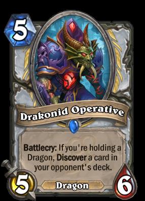 Drakonid Operative Card Image