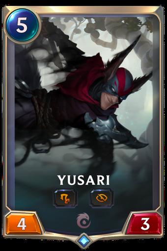 Yusari Card Image