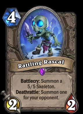 Rattling Rascal Card Image