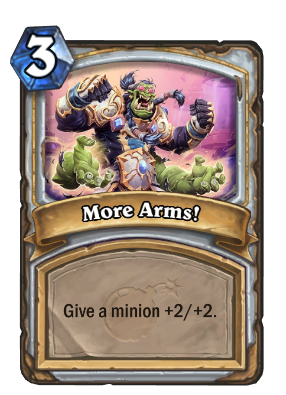 More Arms! Card Image