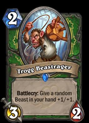 Trogg Beastrager Card Image