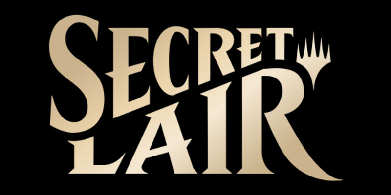 Multiple Secret Lair Drop Series Announced Today