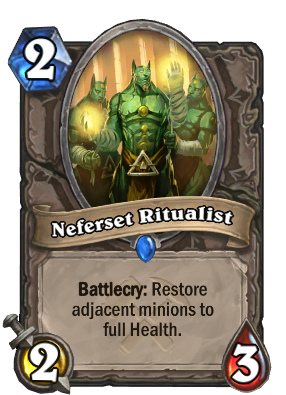Neferset Ritualist Card Image