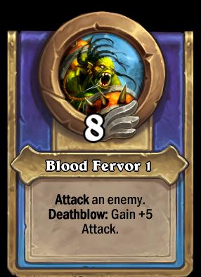 Blood Fervor 1 Card Image