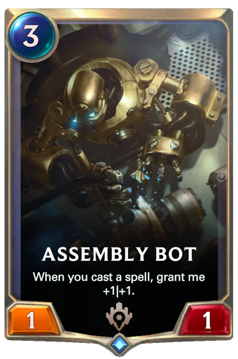 Assembly Bot Card Image