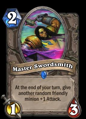Master Swordsmith Card Image