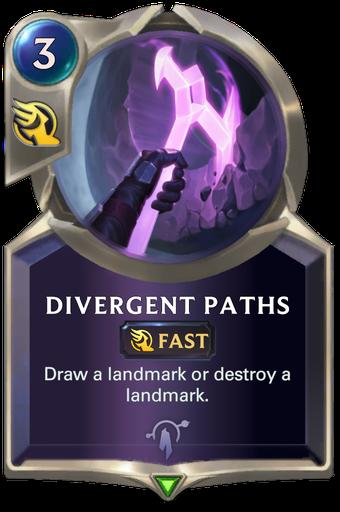 Divergent Paths Card Image