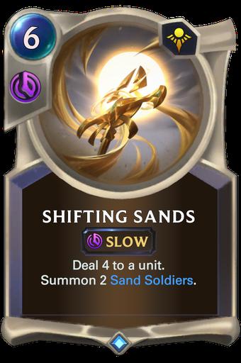 Shifting Sands Card Image