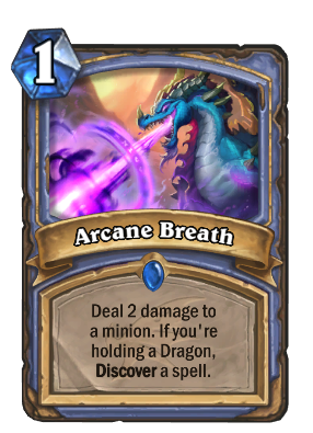 Arcane Breath Card Image