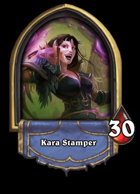 Kara Stamper Card Image
