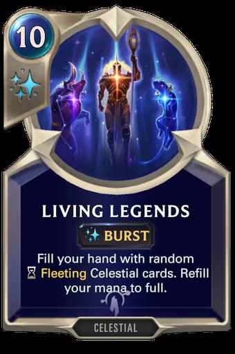 Living Legends Card Image