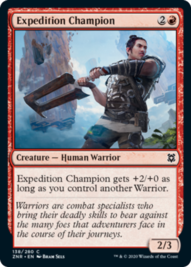 Expedition Champion Card Image