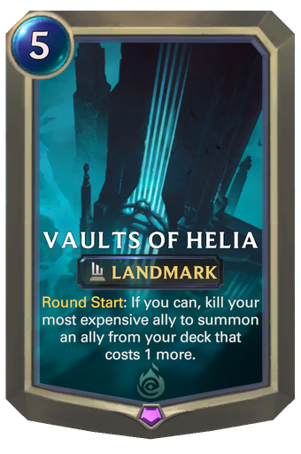 Vaults of Helia Card Image