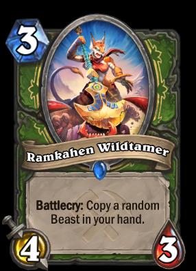 Ramkahen Wildtamer Card Image