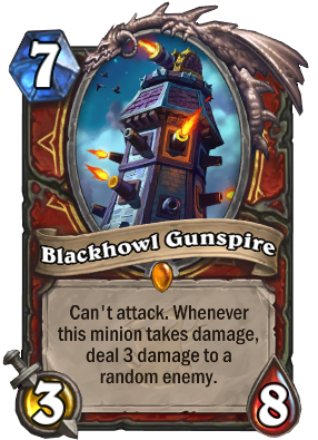 Blackhowl Gunspire Card Image