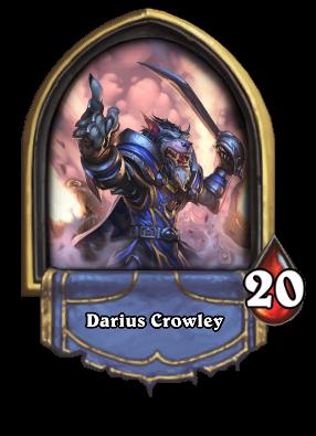 Darius Crowley Card Image