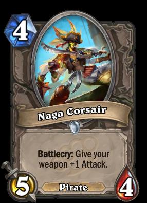 (4) Naga Corsair
