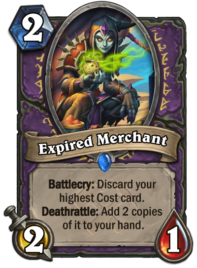 Expired Merchant Card Image