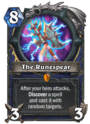 The Runespear Card Image