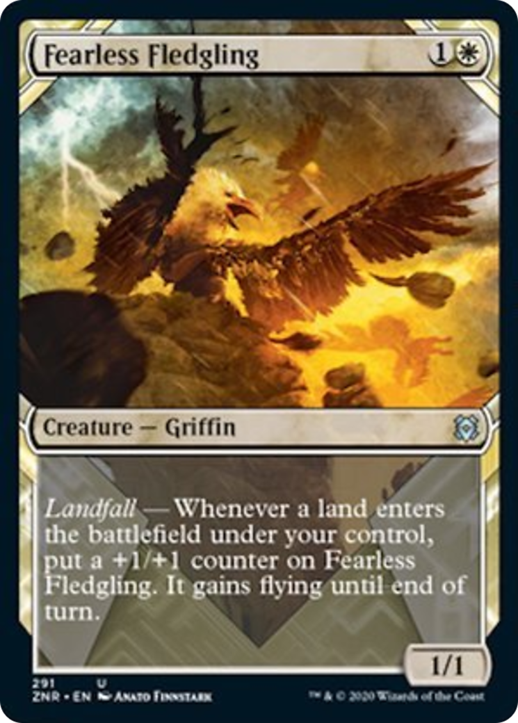 Fearless Fledgling Card Image