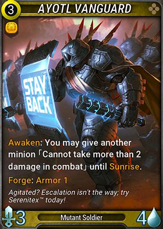 Ayotl Vanguard Card Image