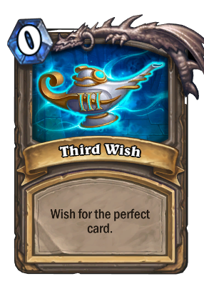Third Wish Card Image