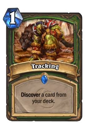 Tracking Card Image