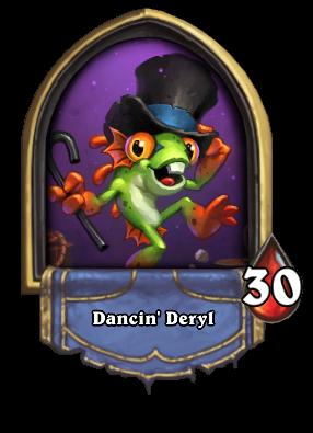 Dancin' Deryl Card Image