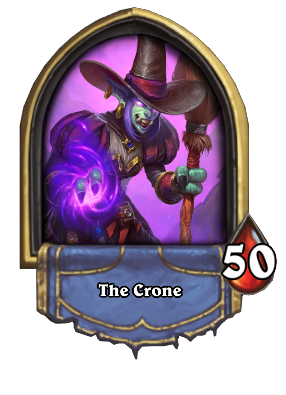 The Crone Card Image