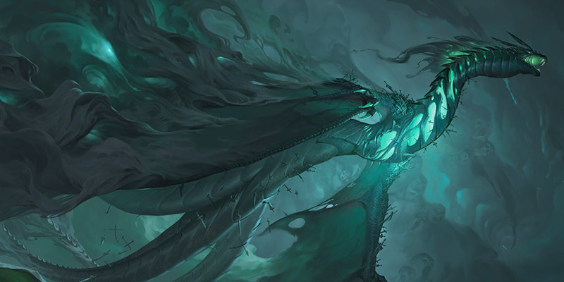 4 New Cards for Demacia and Shadow Isles Revealed for Legends of Runeterra - Dragons Galore!
