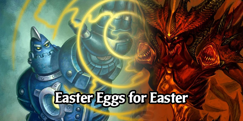 Our Favourite Hearthstone Easter Eggs Over the Years