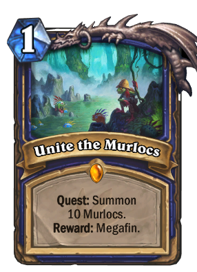 Unite the Murlocs Card Image