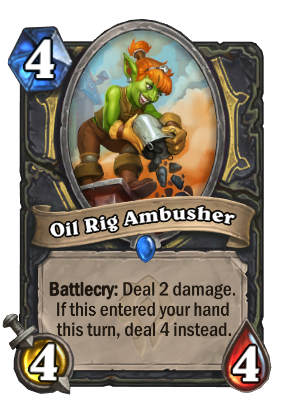 Oil Rig Ambusher Card Image