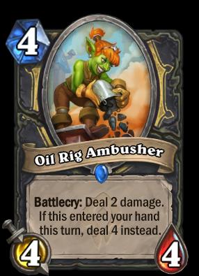 Oil Rig Ambusher Card Image