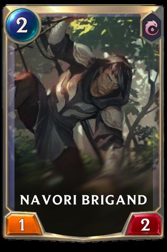 Navori Brigand Card Image