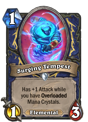 Surging Tempest Card Image