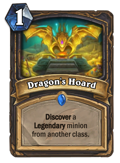 Dragon's Hoard Card Image