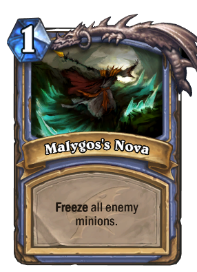 Malygos's Nova Card Image