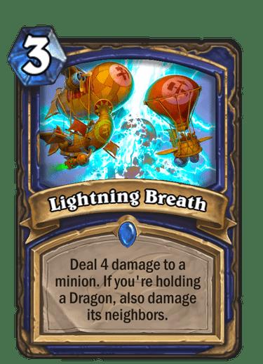 Lightning Breath Card Image