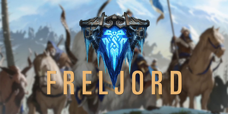 Legends of Runeterra - New Video to Showcase the Freljord Region