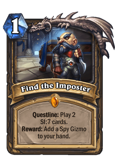 Find the Imposter Card Image