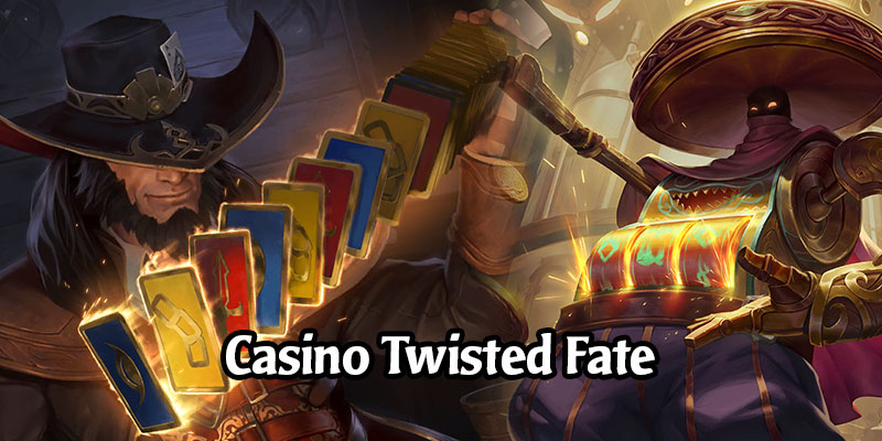 Spin, Spin, Spin, You Win! A Guide to Runeterra's Casino Twisted Fate - Deck Spotlight