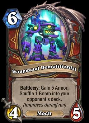 Scrapmetal Demolitionist Card Image